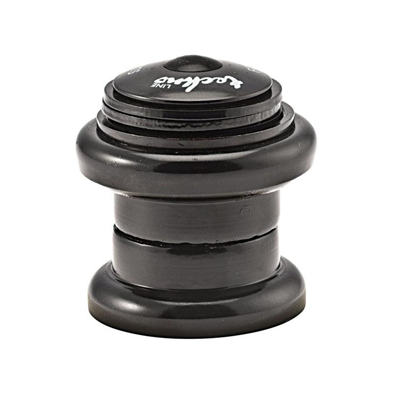 serie sterzo headset 1''  su sfere acciaio nera