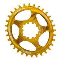 corona snaggletooth ovale 30t direct mount sram gxp boost oro oro