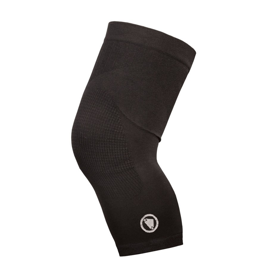 Engineered Knee Warmer Black Size S/M