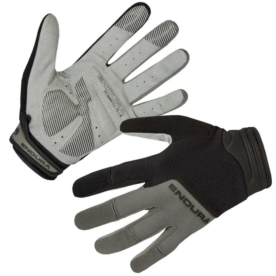 Gloves Hummvee Plus Glove II black Size XS