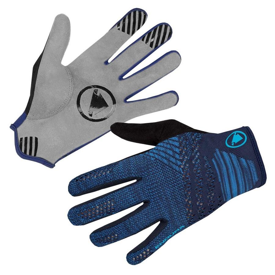 SingleTrack LiteKnit Mtb Gloves Size S