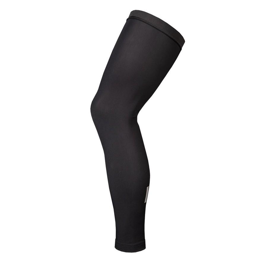 FS260-Pro Thermo Full Zip Leg Warmer Black Size S/M