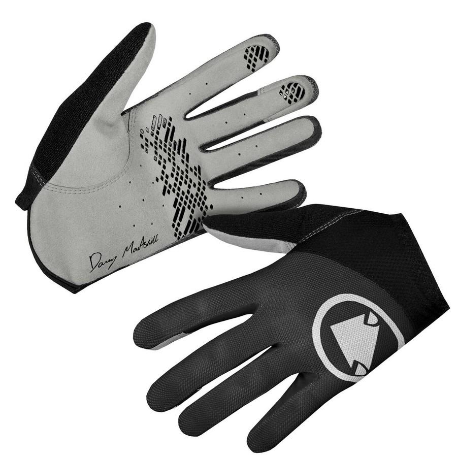Hummvee Lite Icon Gloves Black Size S