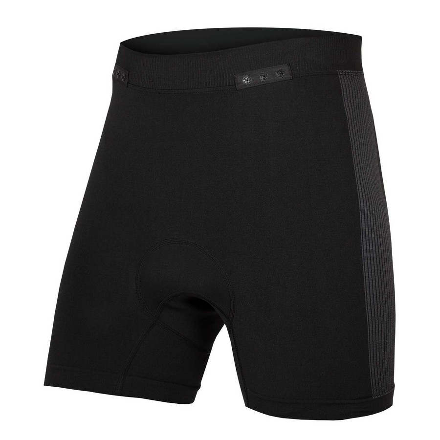 Engineered Padded Boxer Clickfast Black Size S