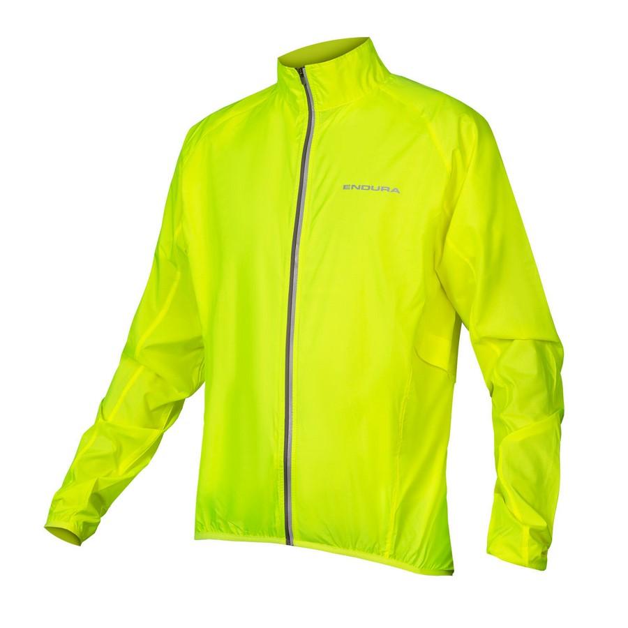 Lightweight Windproof Jacket Pakajak Yellow Size XS