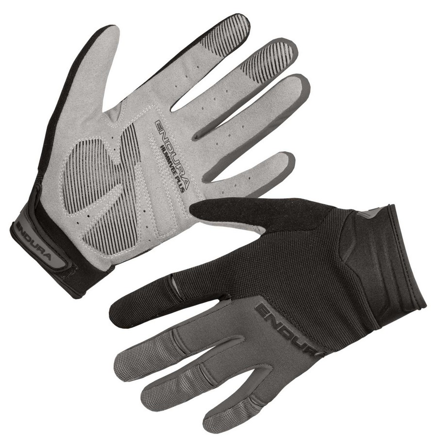 Hummvee Plus Gloves II Woman Black Size XS