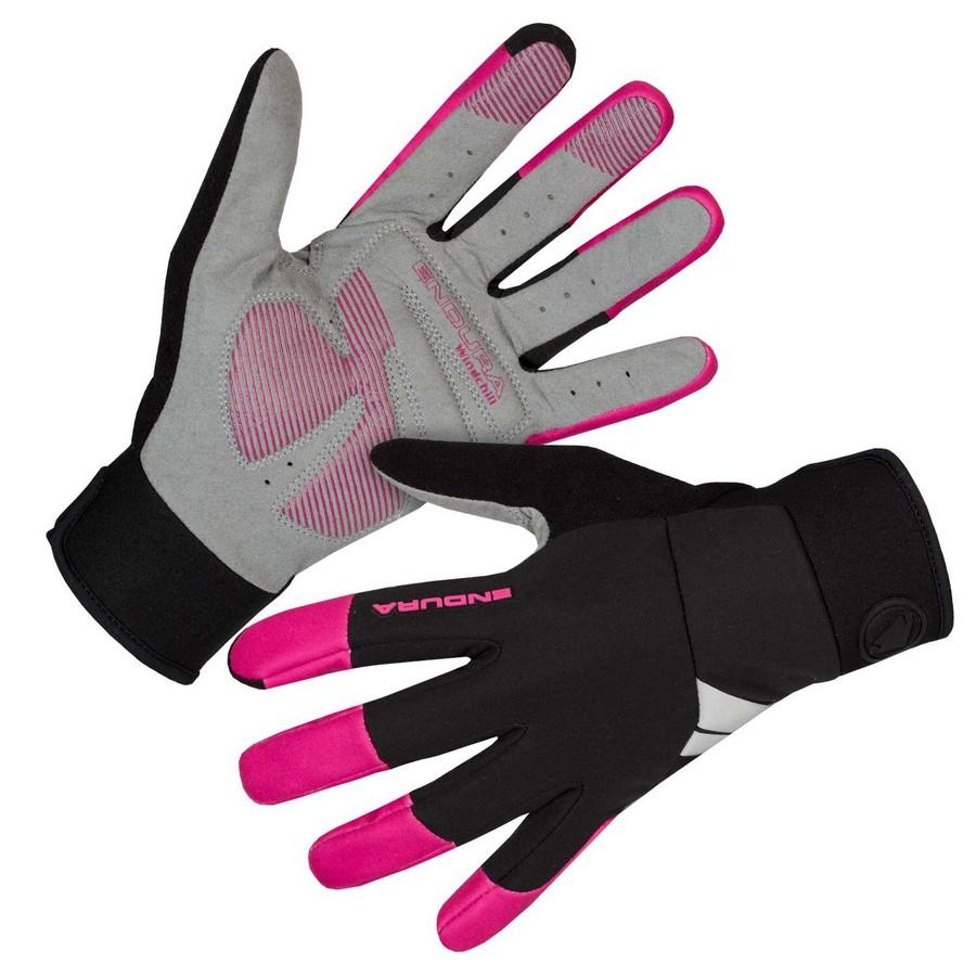 Windchill Windproof Gloves Woman Pink Size XS