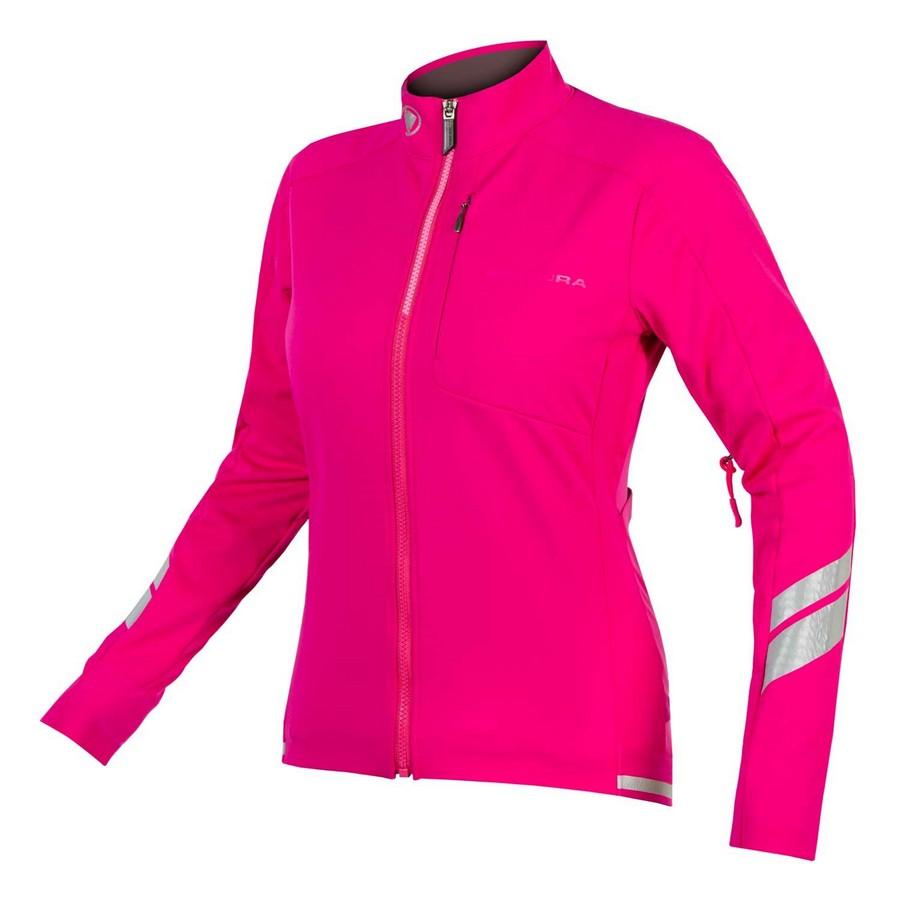 3-Season Windchill Windproof Jacket Woman Pink Size XS