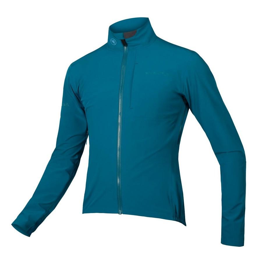 Pro SL Waterproof Softshell Jacket Blue Size XS