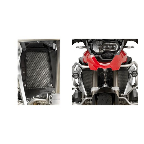 Radiator guards black for BMW R1200 GS 13/15