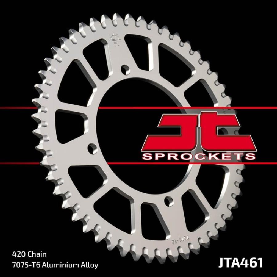 Rear alloy sprocket JTA461.52