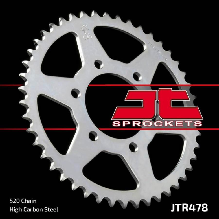 Rear sprocket JTR478.46 - teeth 46 Kawasaki ER-6f (EX650) 650 06 - 15