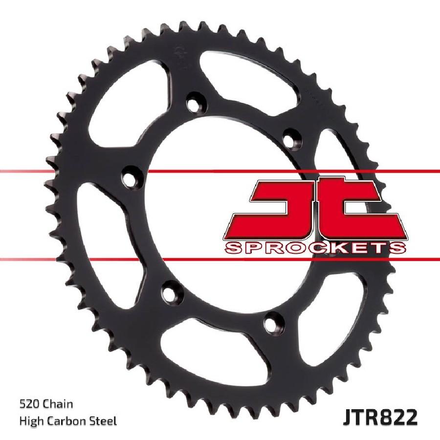 Rear Sprocket 42 Teeth jtr822.42