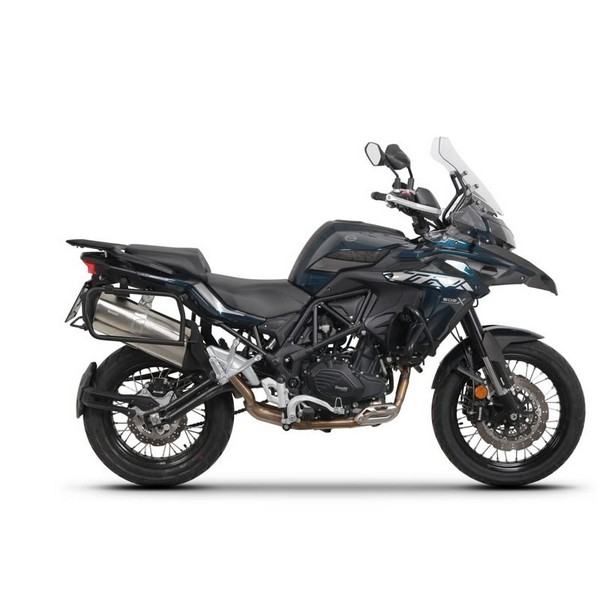 Side rack for 4P system bags Benelli TRK502 2018 >