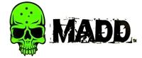 MaddGear logo
