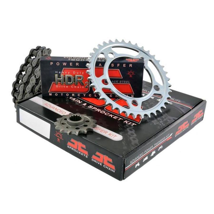 Chain & sprockets kit JTK003640 Honda CB X-4 1300 97 - 98