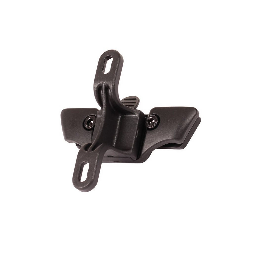 Saddle mount clamp for bottle cage