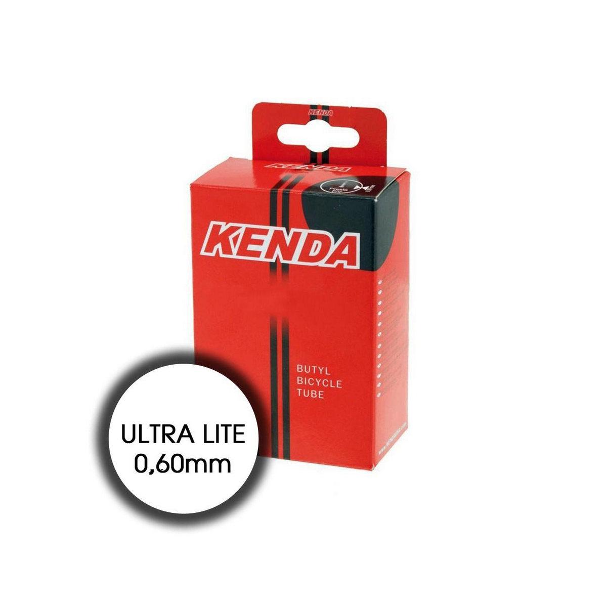 Camera d'Aria 700x20-23 Ultra Lite 0,60mm Valvola Presta 48mm