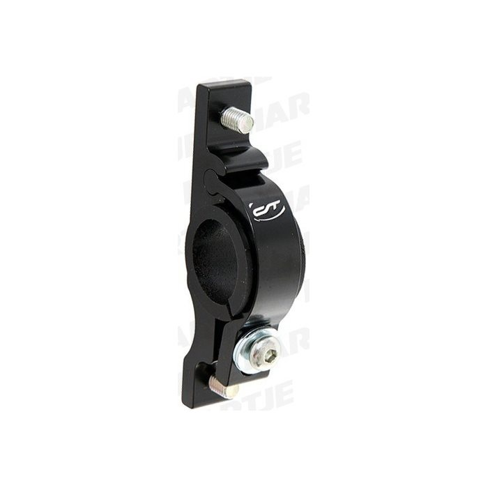 Bottle cage adapter handlebar mount 22,2 - 25,4mm