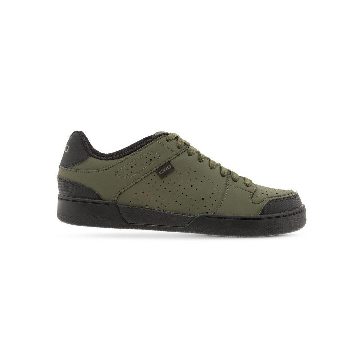 MTB Flat Shoes Jacket II Green Size 41