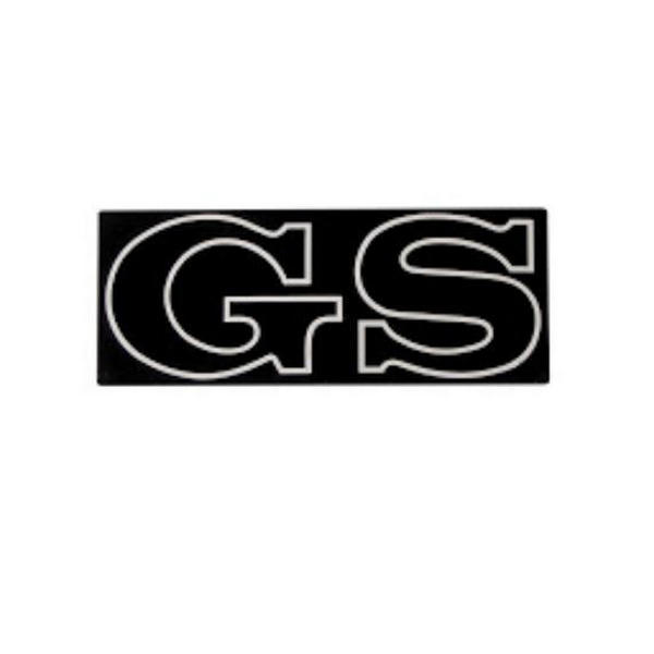Nameplate gs