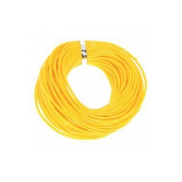 matassa 100m filo d.3mm giallo