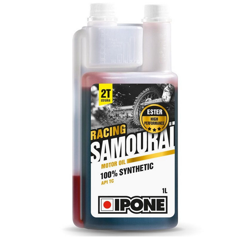 Synthetic oil 2t Samourai Racing 1lt