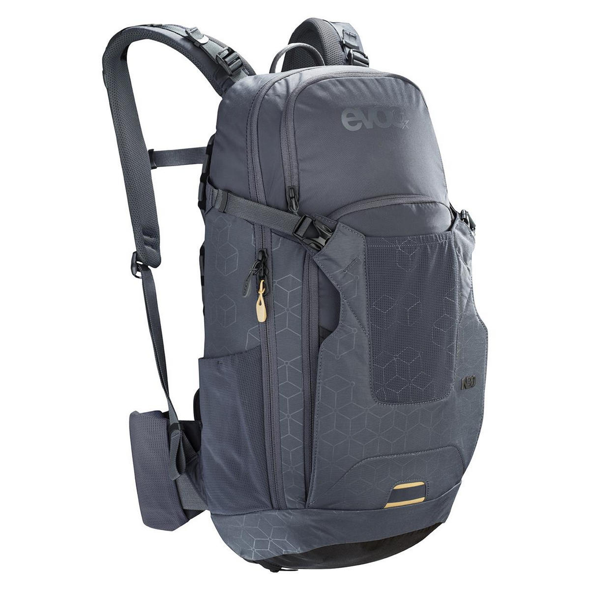 Backpack Neo 16 lt carbon grey size S/M