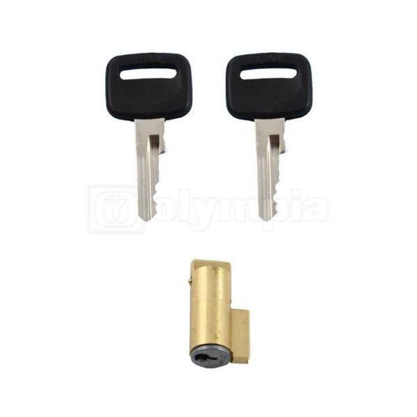 Cylinder Lock NEIMAN Type Ciao - Boxer - Bravo - SI - short  mm 4