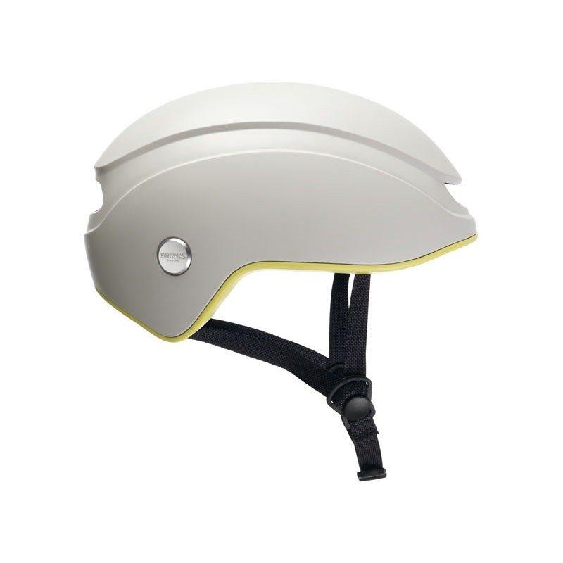 Island helmet size L (59-62cm) white