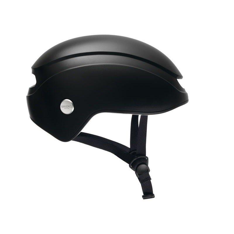 Island helmet size M (52-58cm) black