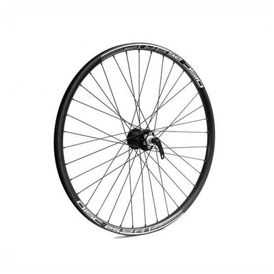 ruota anteriore mtb 27,5 disco con bussole nero RIDEWILL BIKE Bicicletta