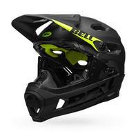 casco super dh mips nero gloss 2021 taglia m (55-59cm). nero