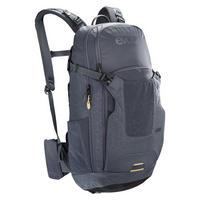 backpack neo 16 lt carbon grey size s/m  black
