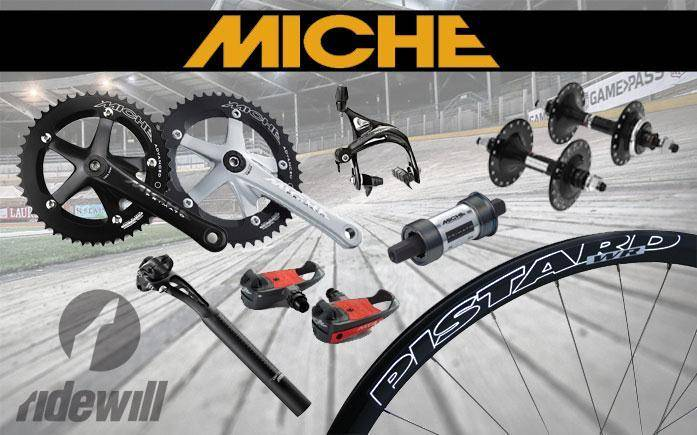 MICHE for fixed gear track single speed