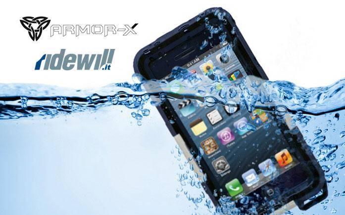 Cover smartphone impermeabili ARMOR-X
