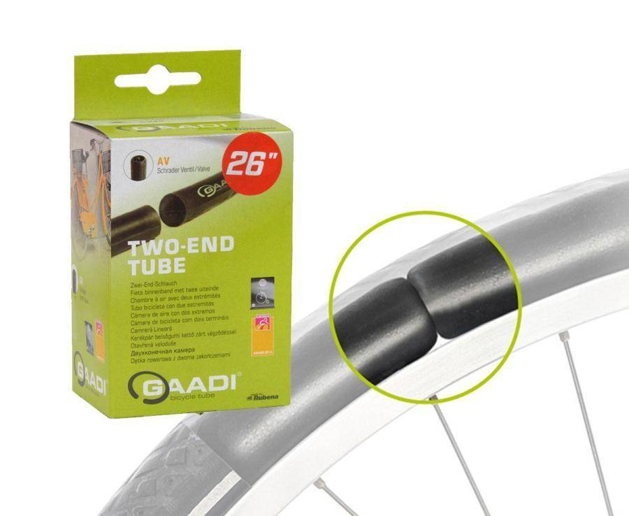 Gaadi Two-End tubes