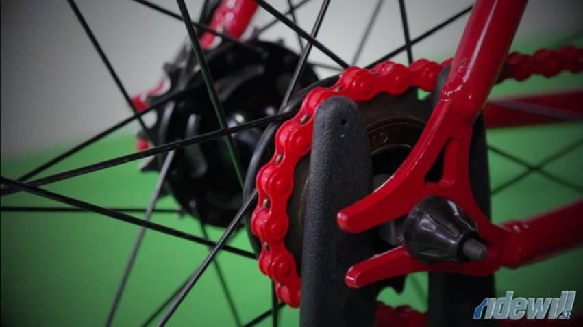 Come creare una bici 2. Trasmissione catena