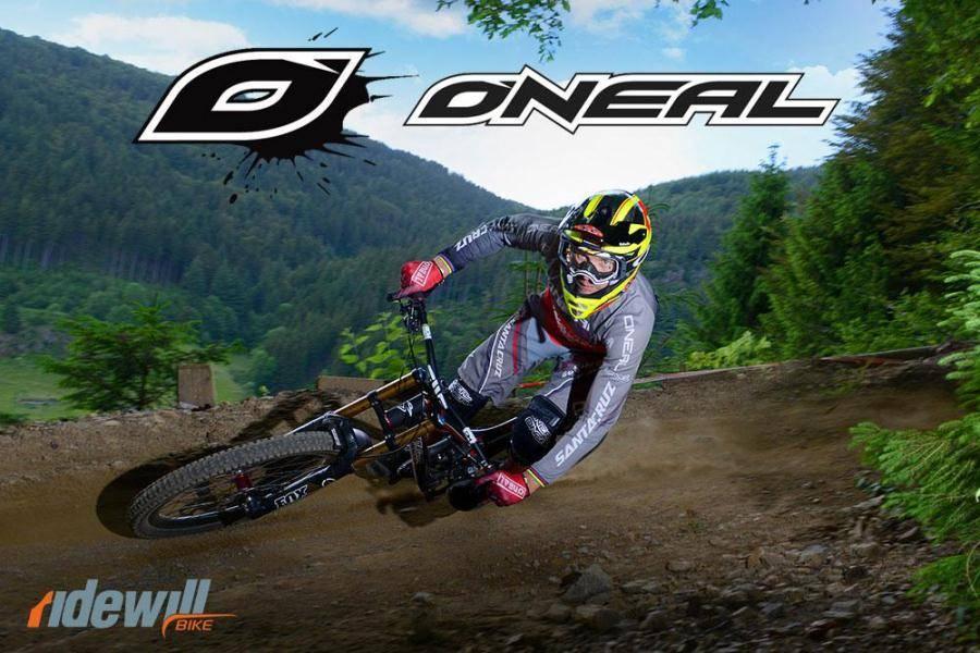 O'Neal clothing for downhill trail enduro