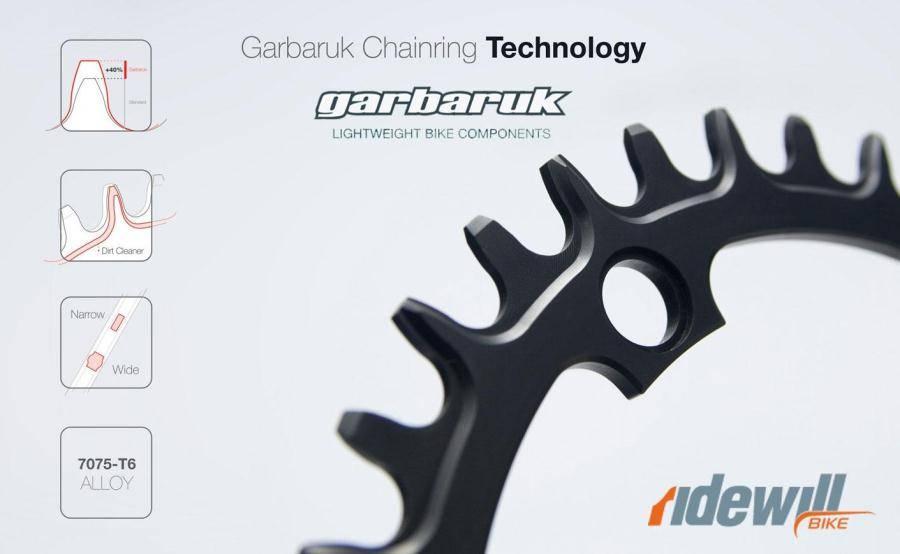 Garbaruk - Componenti mtb ultraleggeri