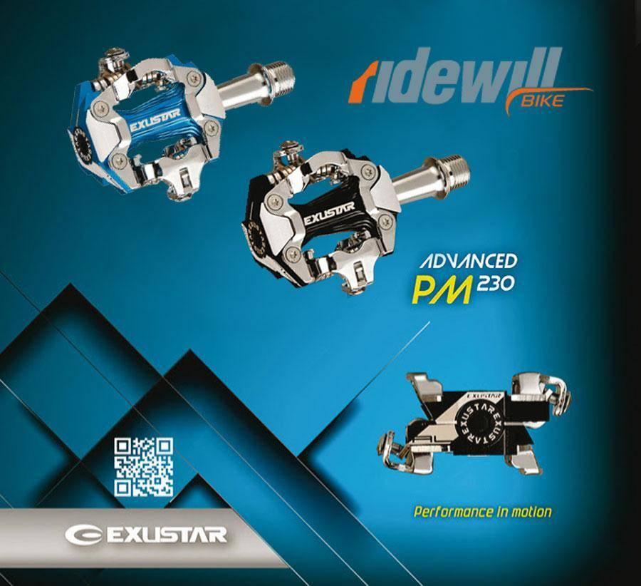 pedals mtb EXUSTAR PM230