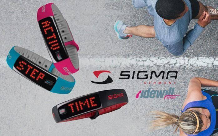 Orologio sport tracker Sigma Activo