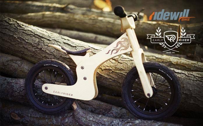 Balance bike Early Rider Lite 12