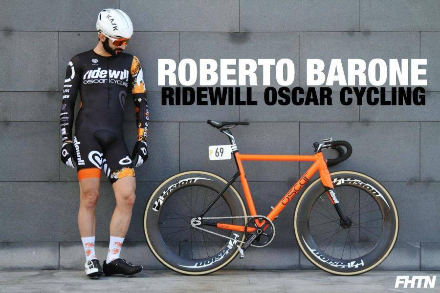 Ridewill Oscar Cycling 2016