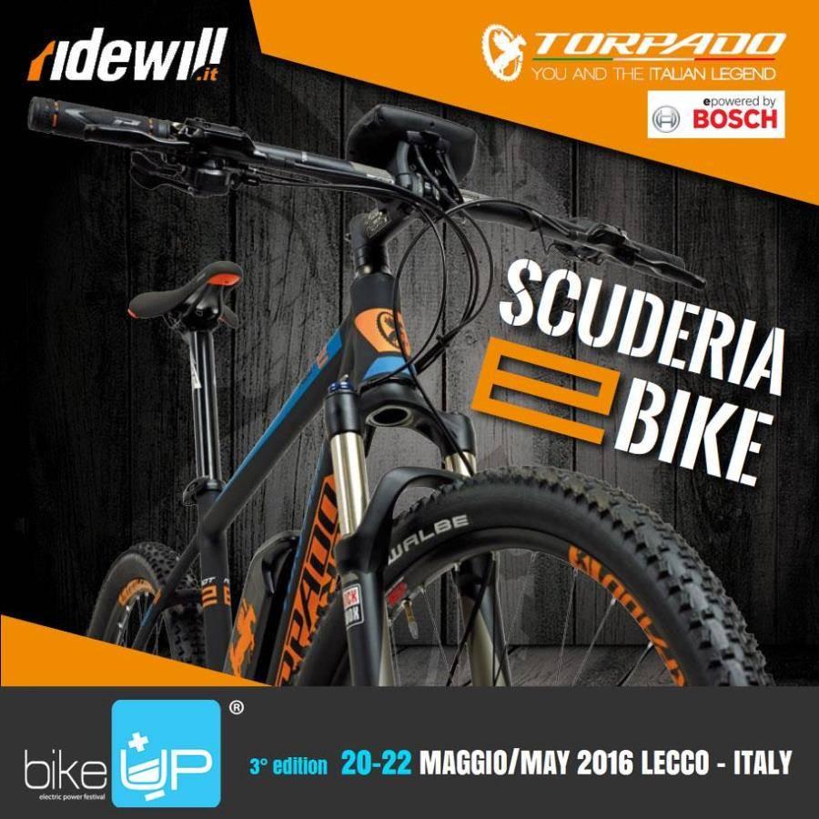 Festival bici elettriche BikeUP 2016 Lecco