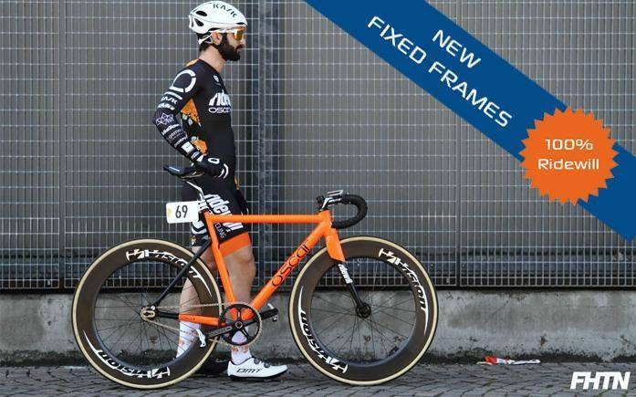 Brand new fixed frames Ridewill