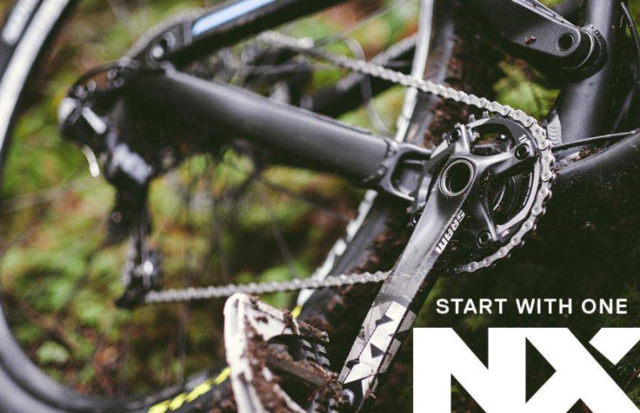 Complete groupsets Sram NX 1x11 speed