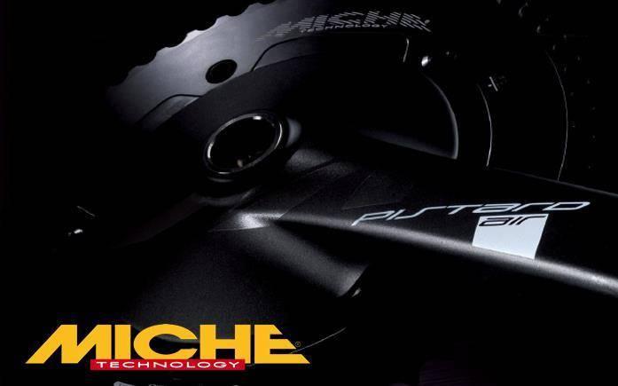 New Miche Pistard Air and 2.0 cranksets