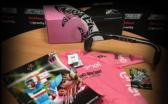 FSA K-Force edizione speciale Nibali - Giro d'Italia