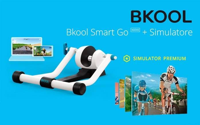 Nuovo rullo BKOOL Smart GO 800W